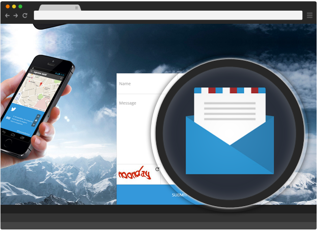 Contact Form with Captcha - Supreme Widgets WP Plugin