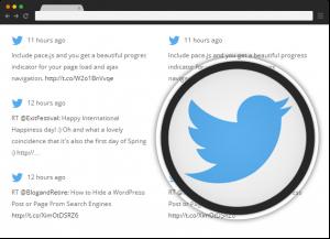 Twitter - Supreme Widgets WordPress Plugin